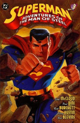 Superman Adventures of the Man of Steel TPB (1998) #1