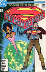 Man of Steel (1986) #1 2 3 4 5 6 Complete Set