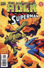 Incredible Hulk vs. Superman (1999) #1