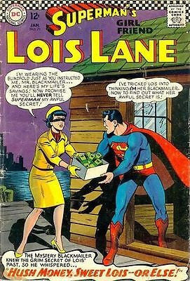Superman's Girlfriend Lois Lane #71