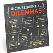 Inconsequential Dilemmas - Great Secret Santa Gifts Under $20