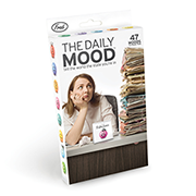 Daily Mood Desk Flipchart - Great Secret Santa Gifts Under $20