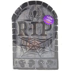 Large Foam Tombstone