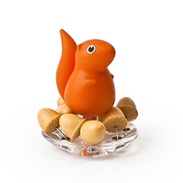 Squirrel Acorn Pushpins - Great Secret Santa Gifts Under $20