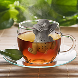 Slow Brew Sloth Tea Infuser - Great Secret Santa Gifts Under $20