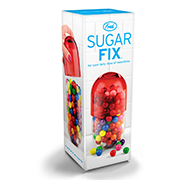 Sugar Fix Candy Capsule - Great Secret Santa Gifts Under $20