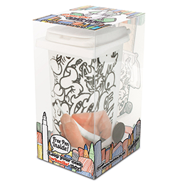 Dry-Erase Desktop Wheelie Bin - Great Secret Santa Gifts Under $20