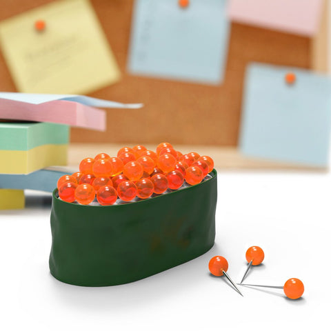 Maki Tacks Sushi Pushpins