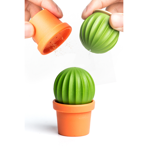 Cactus Salt & Pepper Shaker Set