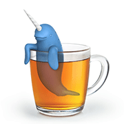 Spiked Tea Narwhal Tea Infuser - Great Gifts Under $25