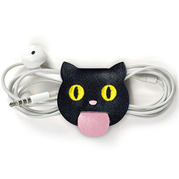Cat Tongue Ties Cable Ties - Great Secret Santa Gifts Under $20
