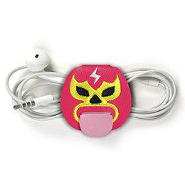 Lucha Tongue Ties Cable Ties - Great Secret Santa Gifts Under $20