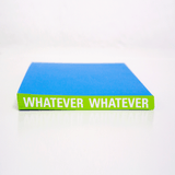 "Edge Notebook - ""Whatever"""