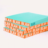 "Edge Notebook - ""Blah"""