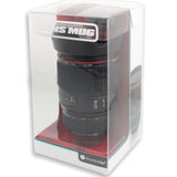 Coffee Mug - Camera Lens (Black)