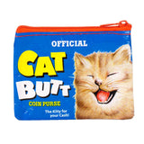 """Cat Butt"" Coin Purse"