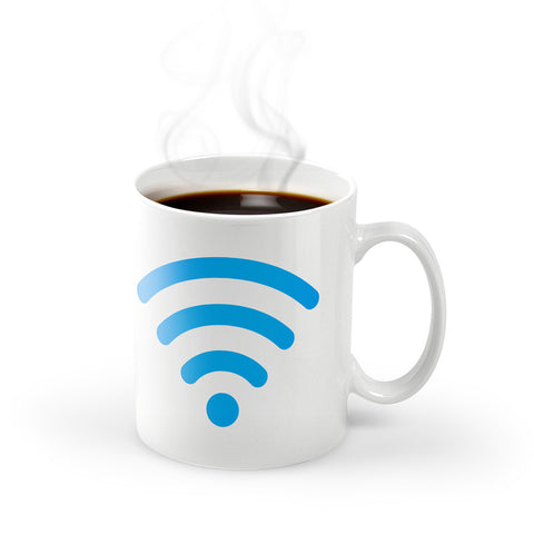 Coffee Mug - Hotspot Wifi Mug