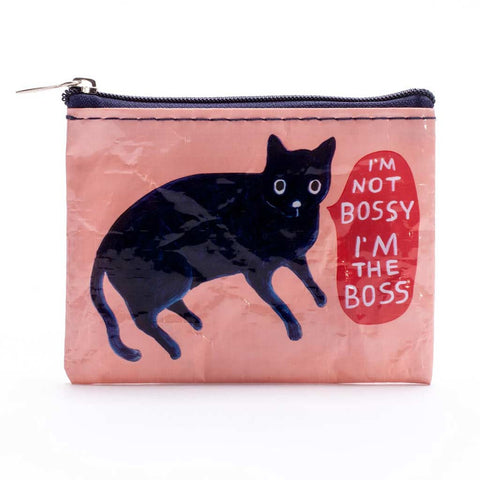 """I'm the Boss"" Coin Purse"