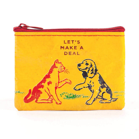 """Let's Make A Deal"" Coin Purse"