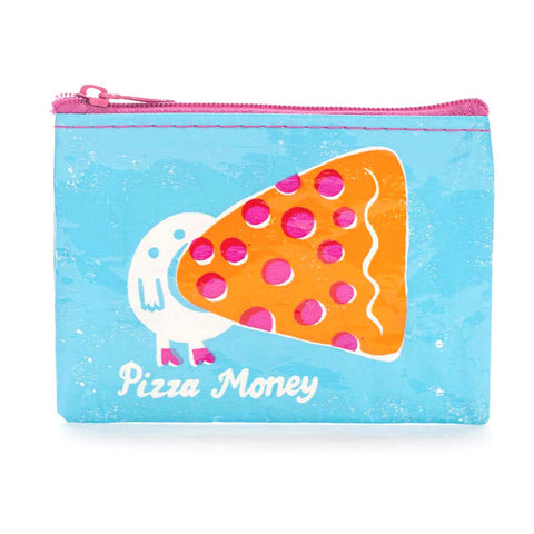 """Pizza Money"" Coin Purse"