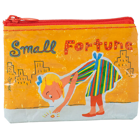 Small Fortune Coin Purse