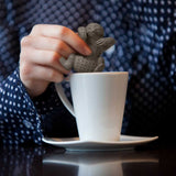 Tea Infuser: Slow Brew Sloth