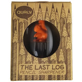 Pencil Sharpener - The Last Log