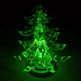 USB LED Christmas Tree when Green