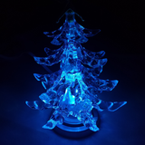 USB LED Christmas Tree when Blue