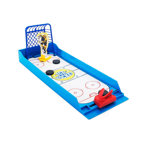 Desktop Games: Fingerboard Ice Hockey