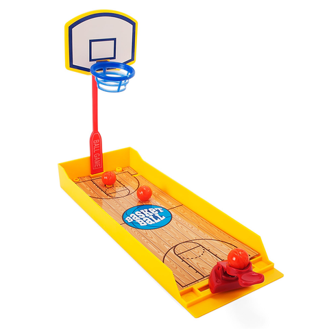 Desktop Games:  Fingerboard Basketball