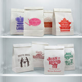 Take-Out Fake-Out Paper Lunch Bags Assortment