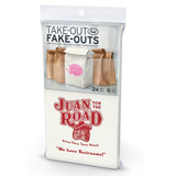 Package of 24 Fake-Out Take-Out Paper Lunch Bags