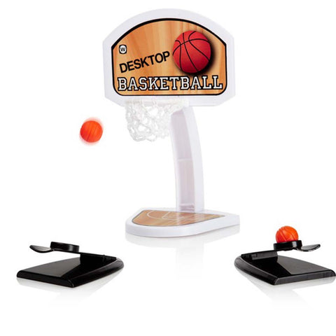 Desktop Games:  Basketball (2-Player)