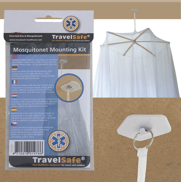 Mosquito Net Hanging Clip