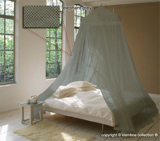 Circular Mosquito Net 'Classic Royale'
