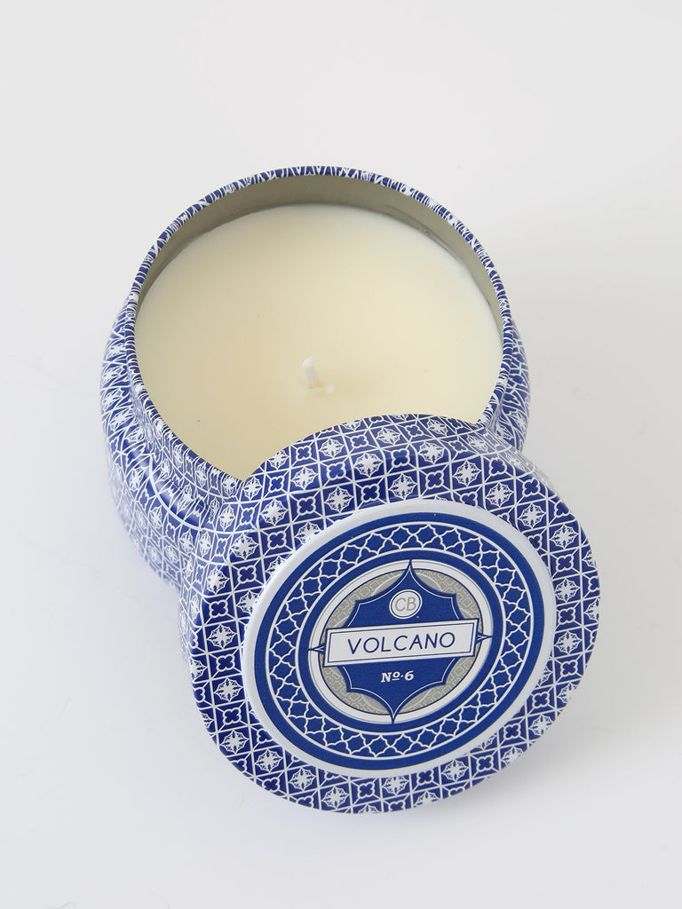 Capri Blue Travel Tin | Pomegranate Citrus