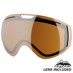 DYE Snow CLK Goggle | Woodie w/ 2x Lenses