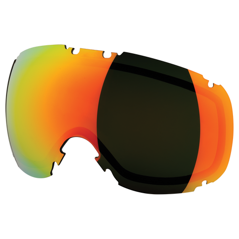 DYE Snow T1 Lens | Bronze Fire