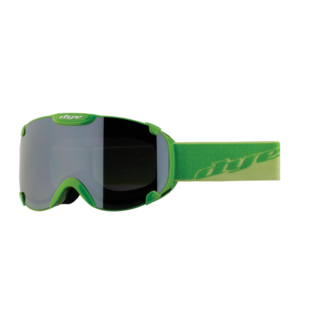 DYE Snow T1 Youth Goggle | Green