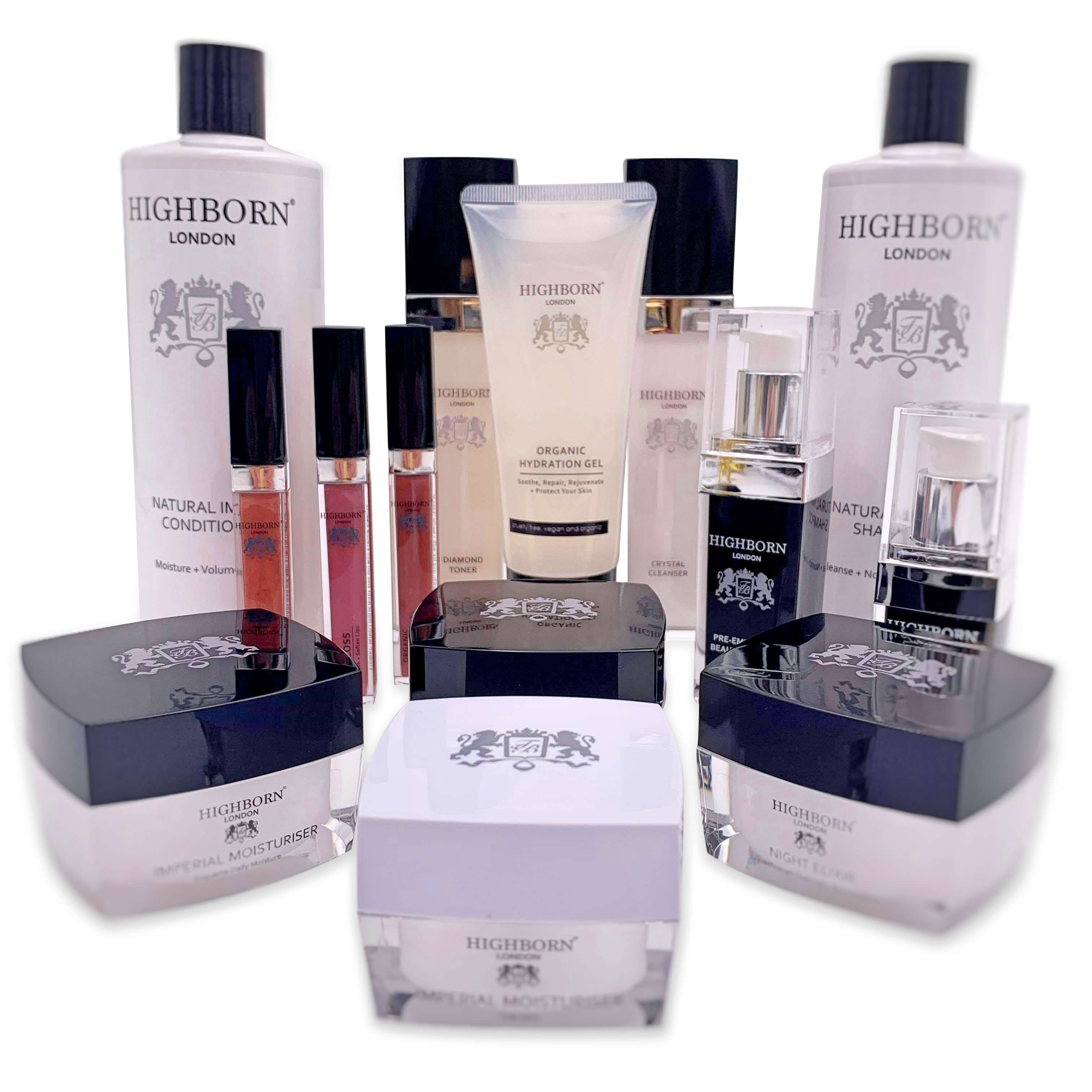 NEW: 14 Product Ultimate HighBorn Collection