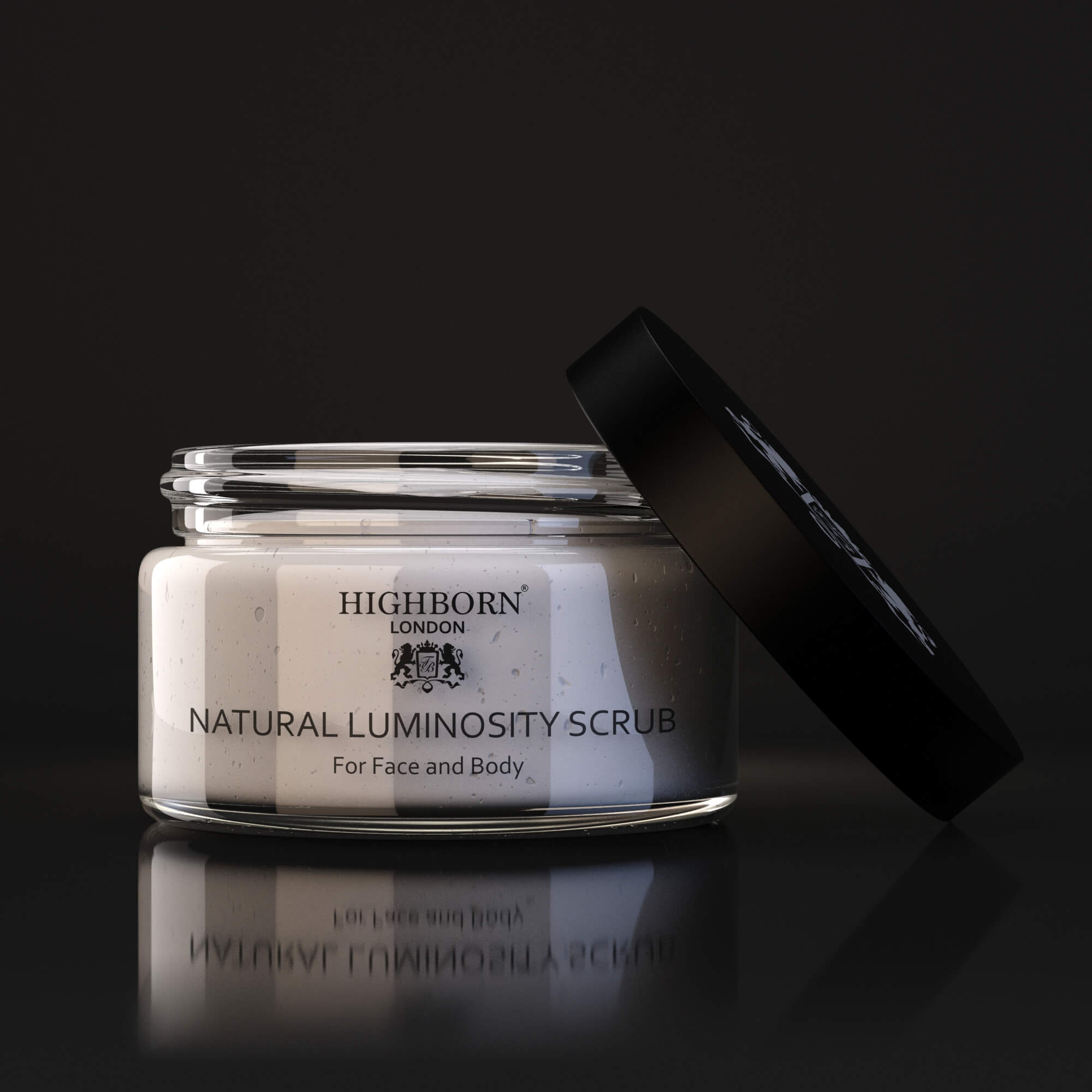 Natural Luminosity Scrub (220ml)