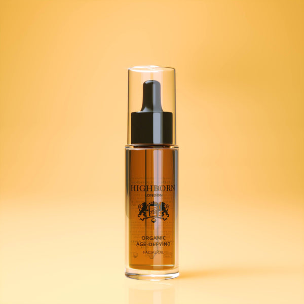 Organic Age Defying Facial Oil Skincare Highborn London