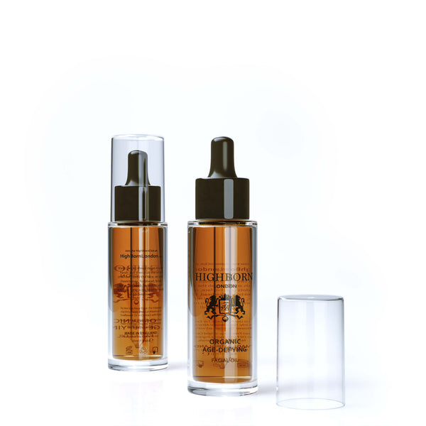 Organic Age-Defying Facial Oil