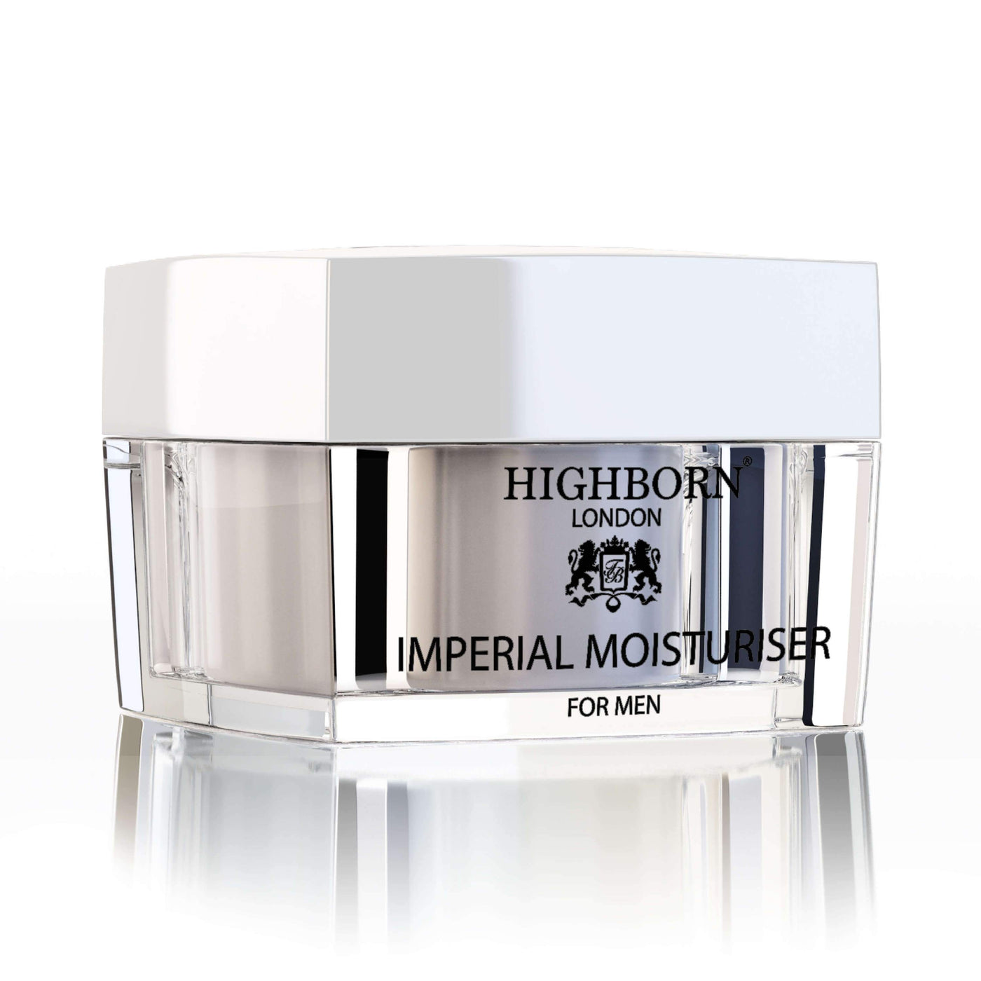 For MEN: Imperial Moisturiser Skincare Highborn London