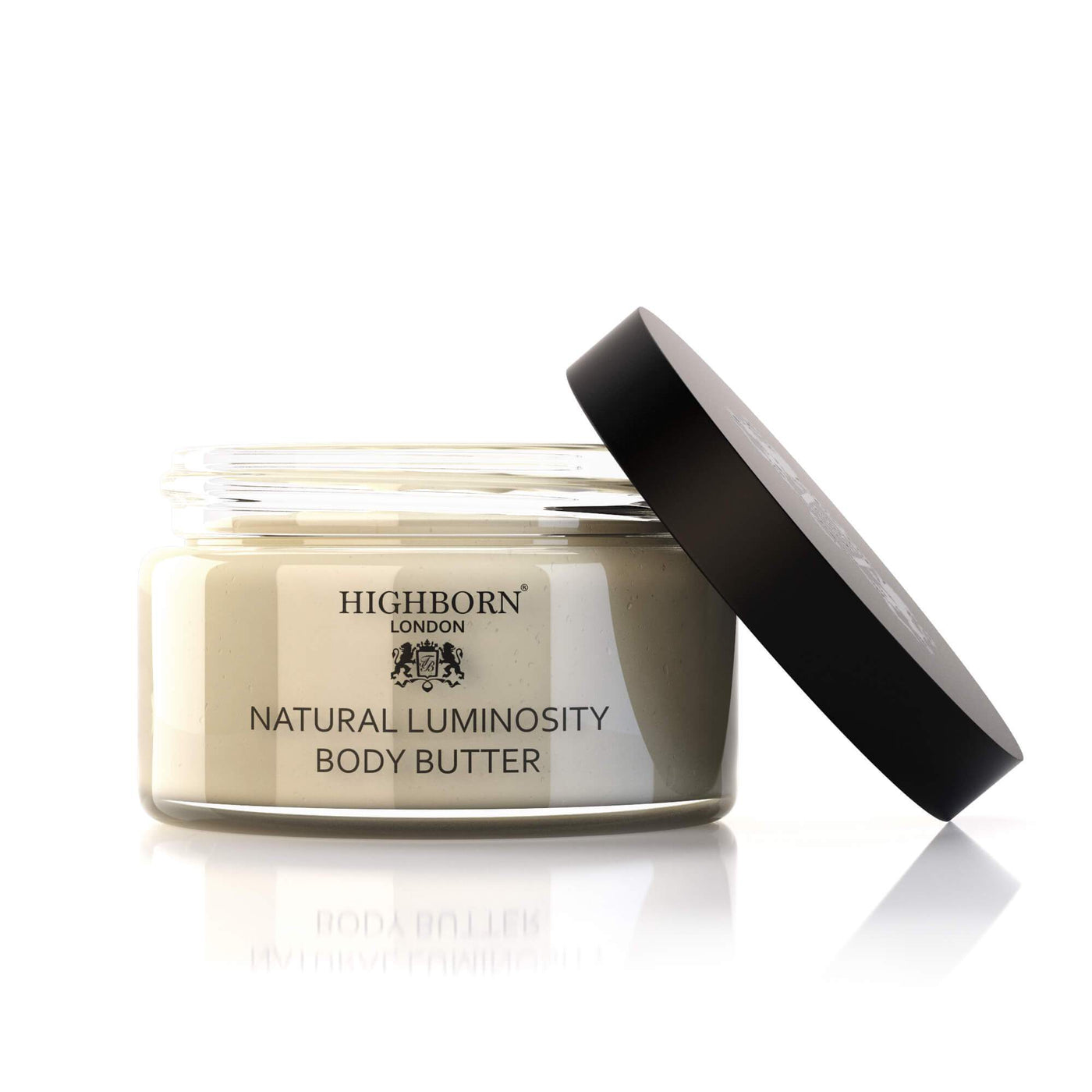 Natural Luminosity Body Butter (220g) Skincare Highborn London