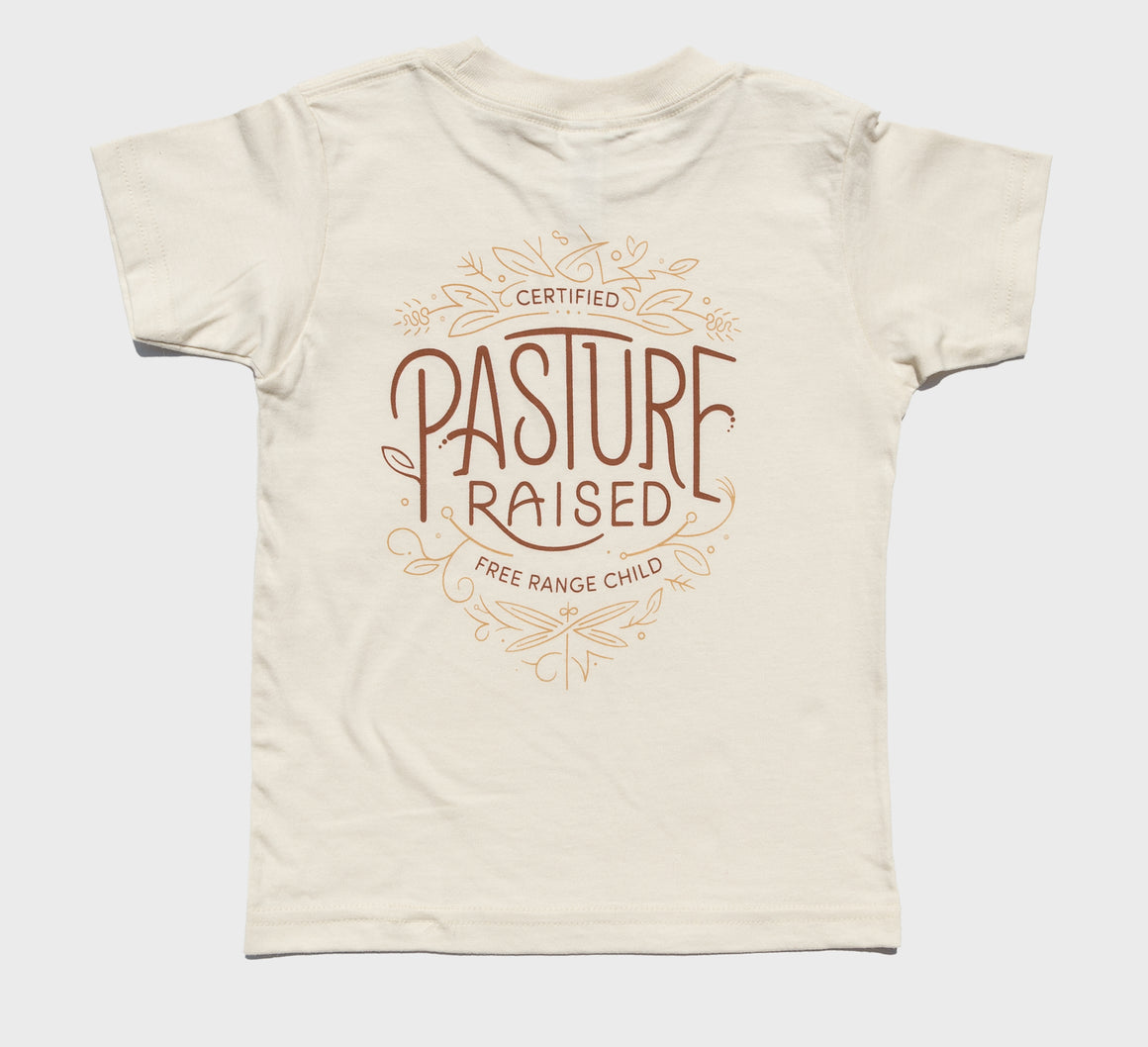 Pasture Raised - Cream
