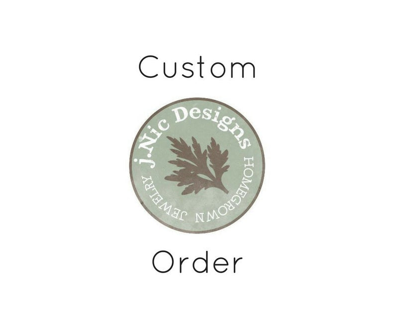 Custom Order for Deborah