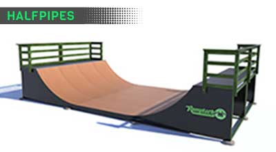 Halfpipes