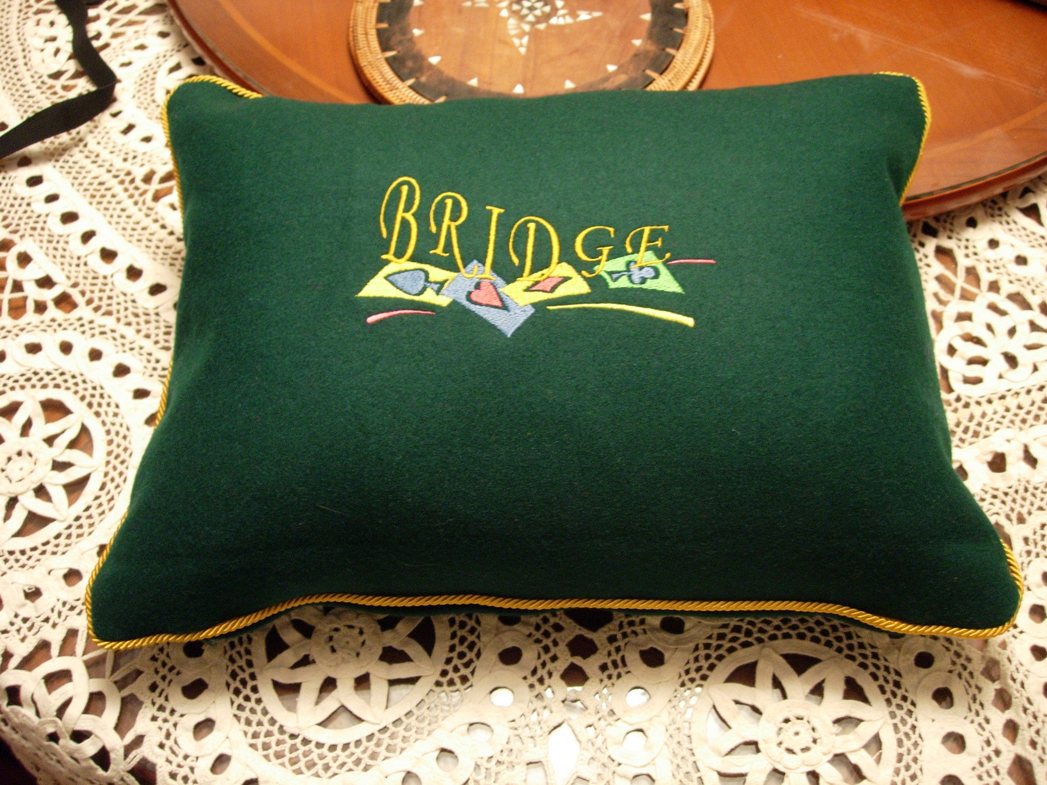 Bridge Cushions